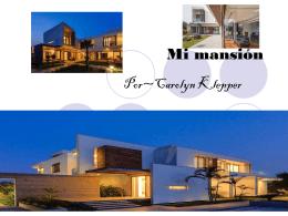 Ma Casa - SraRousseau