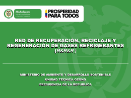 Centros de Regeneración