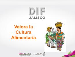 Diapositiva 1 - Sistema DIF Jalisco