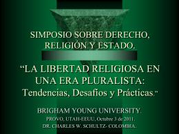 Confederación Colombiana de Libertad Religiosa, Conciencia y Culto