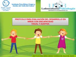 Exposición final del Protocolo INCS Panamá