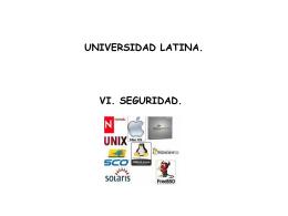 seguridad - Docencia FCA-UNAM