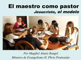 El maestro como pastor - M. Alaniz