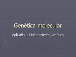 clase-genetica-molecular-para