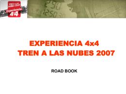 ROAD BOOK