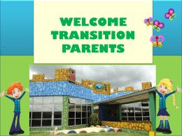 resentación padres transición
