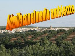 Arroyo Arjonilla - Agenda 21 de Jaén