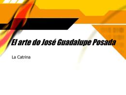 El arte do José Guadalupe Posada