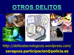 Descargar - Delitos Tecnológicos