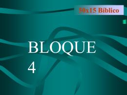 50x15 Biblico Bloque 4