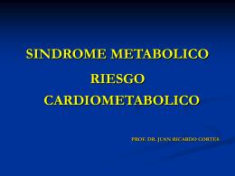 PROF. DR. RICARDO CORTES
