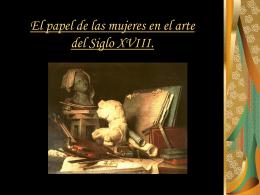 As mulleres na arte do Século XVII