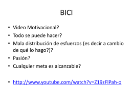 BICI - WordPress.com