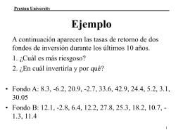 Estadistica Clase 2 y 3