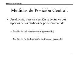 Estadistica Clase 2