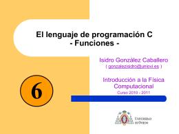 6-Funciones