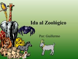 Ida al Zoológico
