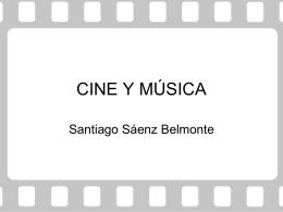 cine y la música