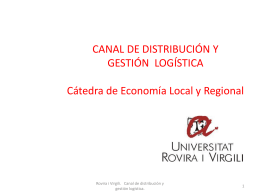 3.- Distribución de barrio - Universitat Rovira i Virgili