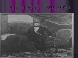 Manuel Montt (1851