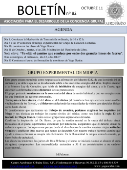 Boletín 82 - Alma Grupal. Página Principal.
