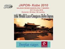 Kobe 2010 - Artesania El Boixet