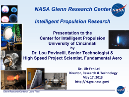 Slide 1 - University of Cincinnati