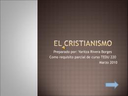 powerpoint cristianismo