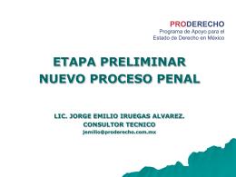AUDIENCIA_VINCULACION - Poder Judicial del Estado de