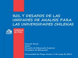 Unidades-Análisis-UPLA 040515-R.Reich