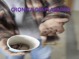 cronica desplazados.