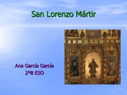 San Lorenzo Mártir