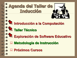 3-Exploración de Software