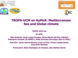 tropa - HyMeX.es
