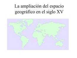Descubrimientos geográficos