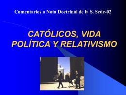 Católicos-Política - Con la fe y la razón
