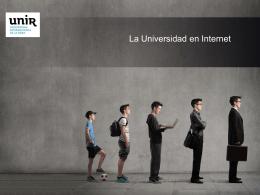 La Universidad..