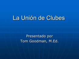 La Union de Clubes - Massachusetts Youth Soccer