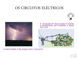 O que é um circuito eléctrico?