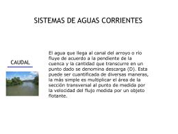 06-ecologia de ríos-Mazzeo
