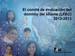 Slide 1 - La Vega ISD