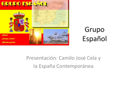 Grupo Español