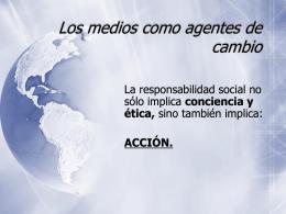 Tercer parcial - Comunicación y Responsabilidad Social