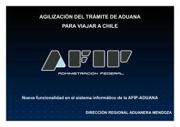 Ayuda de AFIP para completar formularios