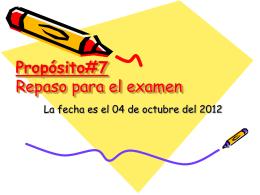11th repaso 7