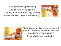 Quotes with photo table tents