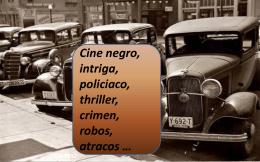 Thrilers - Juan Cato