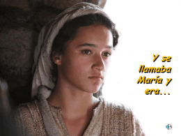 Cualidades Virgen María