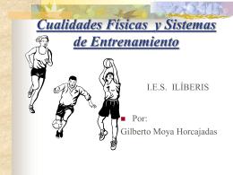 Cualidades Físicas y Sistemas de Entrenamiento