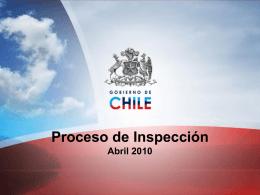 Visitas Integrales de Inspección